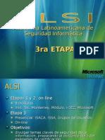 ALSIAcademiaLatinoamericanadeSeguridadInformticaOnLine