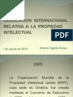 2 Legislación Internacional