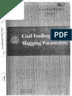 Coal Fouling and Slagging Parameters