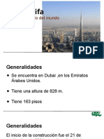 Cimentación Burj Khalifa