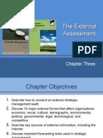 03-06. the External Assessment - 2 MAr - 9 MARET 2015