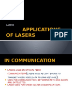 Applications of Lasers1