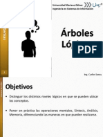 06 - Arboles Logicos