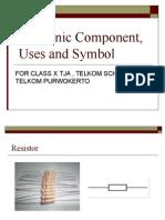 Electroniccomponents-Tugas Menterjemahkan Dan Dibuat Power Point