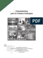 Cátedra Antioquia PDF