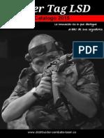 Catalogo de pistolas de laser tag 2015