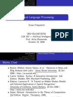 n Language Processing