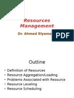 4. Resources