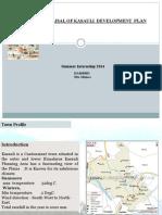 Critical Appraisal of Development Plan