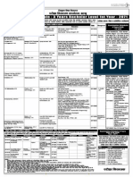 Examination Schedule 3 Years and 4 Years Bachelor Level First Year Partial 2071