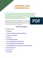 Microwave Link Fundamentals