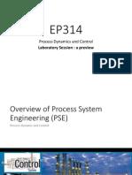 EP314 Lab Introduction