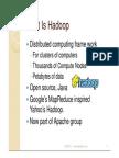 Hadoop HP Day1