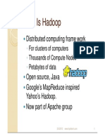 Hadoop HP Day1