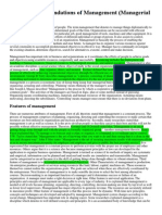1.Concept and Foundations of Management
