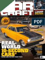 Car Craft - July 2015 USA
