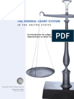 The Federal Court System in the United States