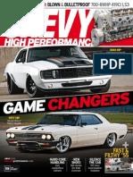 Chevy High Performance - July 2015 USA