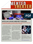 Augmented Theatre