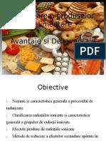 Radurizarea Produselor Alimentare.odp
