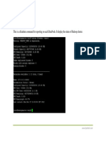 Tutorial HDFSAdmin&Comand