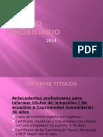 Derecho Inmobiliario chileno