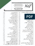 The Famous Book of Tafseer-E-Quran-----Tafseer Ibn-E-Kaseer in Urdu Para # 30