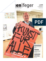 Kunst Für Alle - Ausgabe 6/2015 des strassenfeger