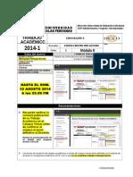 TA-13501-COMUNICACIÓN 2 - 2014-I