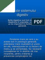Boli Ale Sistemului Digestiv PDF