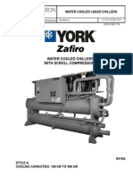 York Operation Manual Water Cooled
