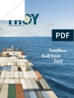 TROY Container Line Ltd