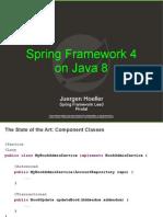 Spring Framework 4