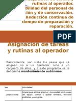 Introducción a los sistemas de mantenimiento TPM