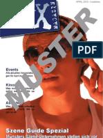Anzeige Magazin April