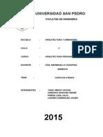Informe Carta de Atena