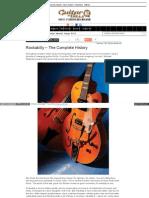 Www Guitar Bass Net Features Rockabilly Complete History