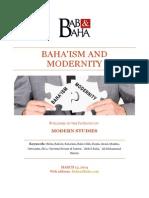 Baha'ism and Modernity