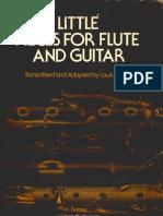 Flute & Guitar Moyse