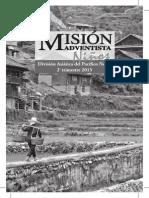 Misionero Niños 2 trimestre 2015