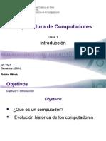 Arquitectura de Computadores-clase1