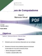 Arquitectura de Computadores-clase21