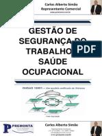 Gestão de Segurança do Trabalho e Saúde Ocupacional