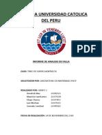 informe Analisis de Falla (Tubo)