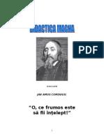 1.Idei Extrase Din Didactica Magna de Comenius