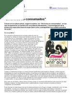 """Página_12 __ Psicología __ """"Divorcios No Consumados"""""""
