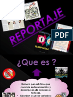 Reportaje Realidad Nacional