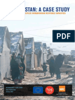 Strengthening Principled Humanitarian Response Capacities - Afghanistan Case Study, 2012