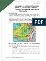 Segmentación Térmica Del Margen Del Norte Del Ecuador y Del Sur de Colombia
