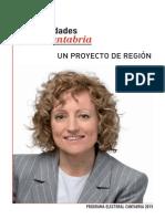 Un Proyecto de Región #nuEVAsoportunidades
